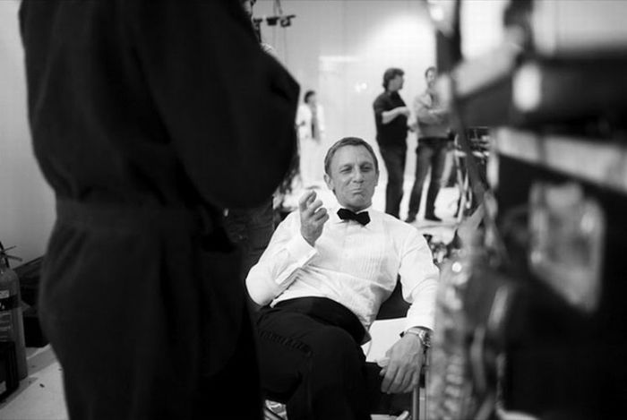 James Bond Behind the Scenes