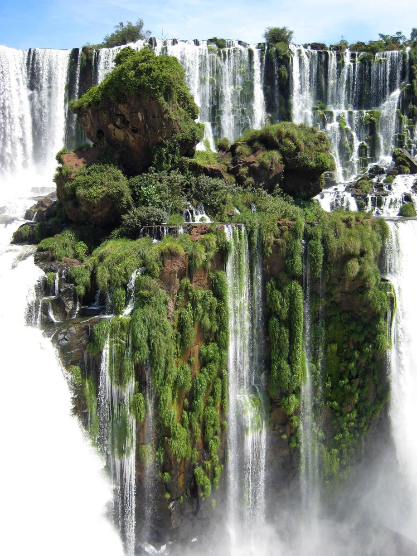 Waterfalls from around the World