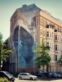 Beautiful Street Art Murals