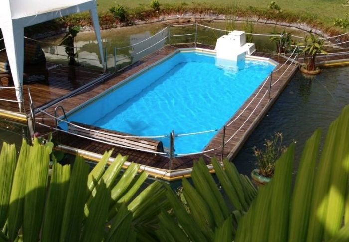 Water Pools that Can Be Placed Anywhere