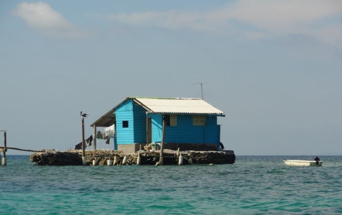 Abandoned Islands of Colombian Drug Lords