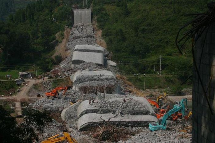Chinese Construction Fails