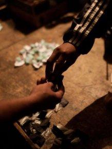 Drug Users of Rio Slums
