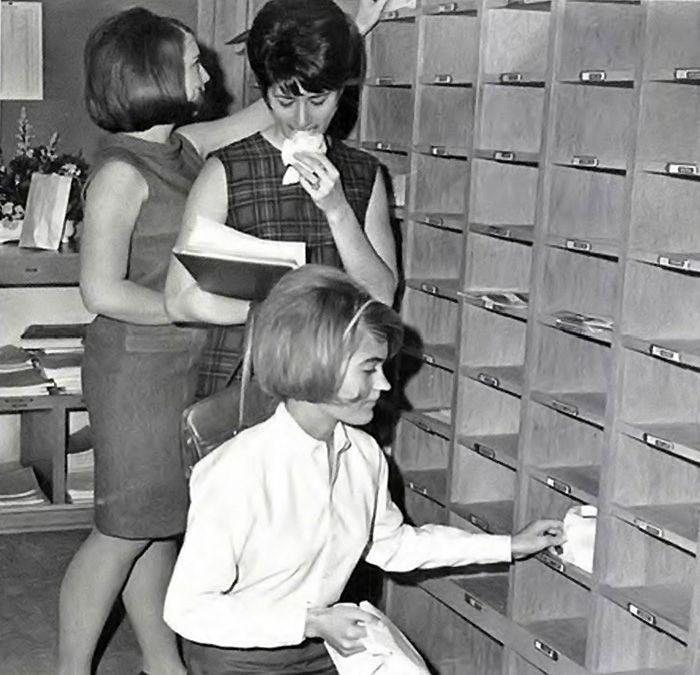 Secretaries of the Past