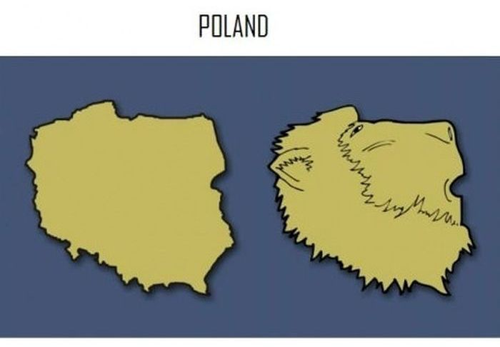 This Is What European Countries Look Like