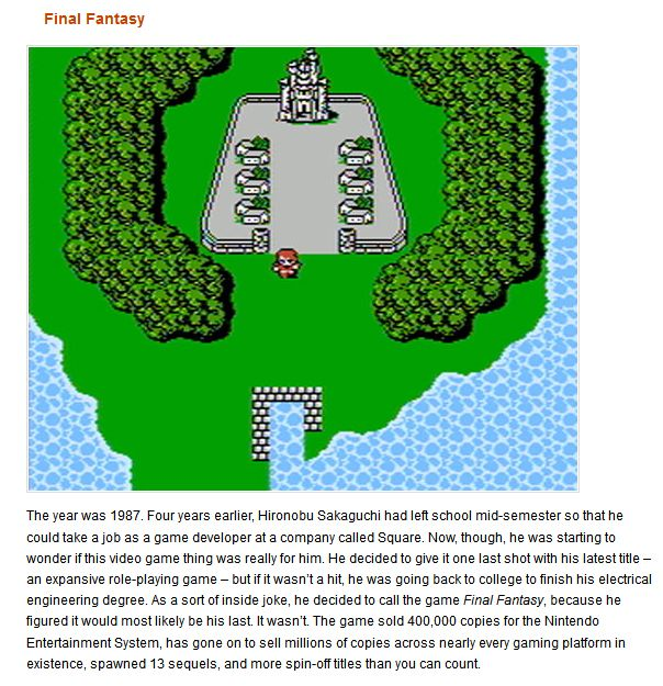 How Some Classic Video Games Got Their Names