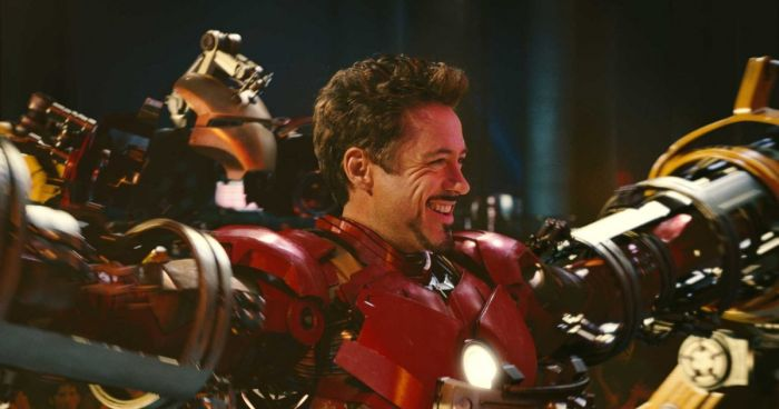 Iron Man 2 Behind the Scenes