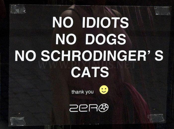 Strange and Funny Warning Signs