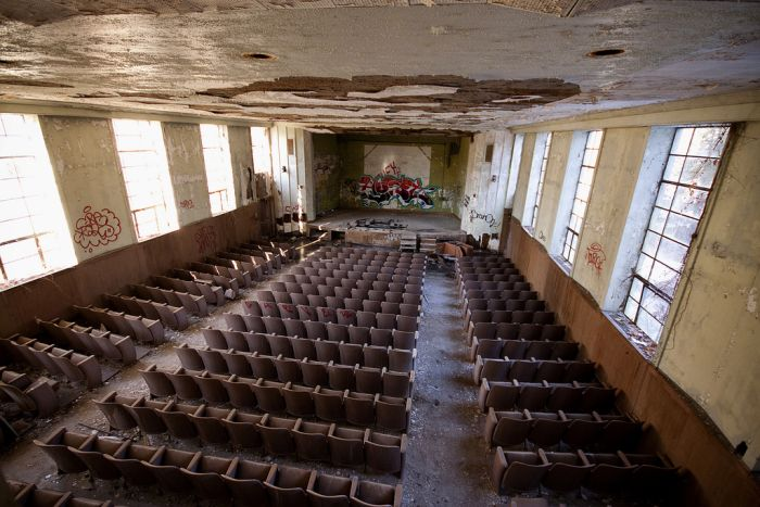 Abandoned School for Girls
