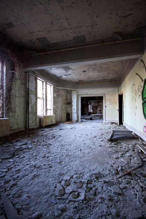 Abandoned School for Girls