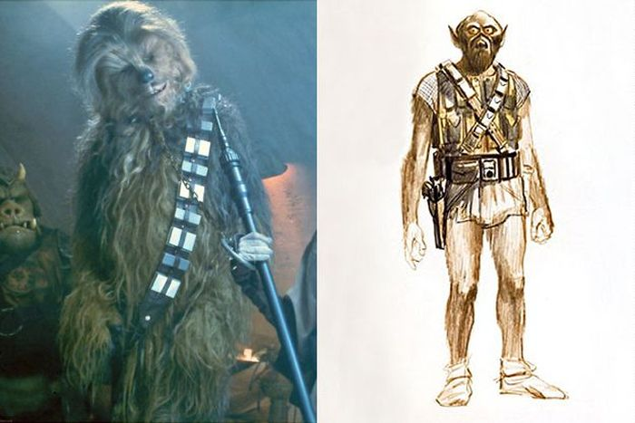 Movie Character Concepts