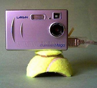 Second Life for Tennis Balls