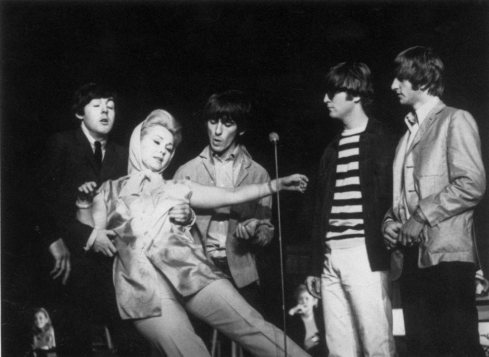 The Beatles' success
