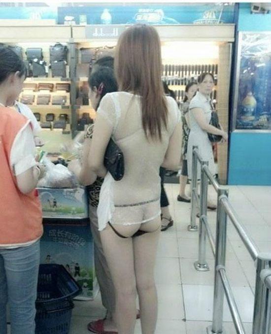 Supermarket Dress