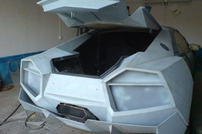 Self Made Lamborghini