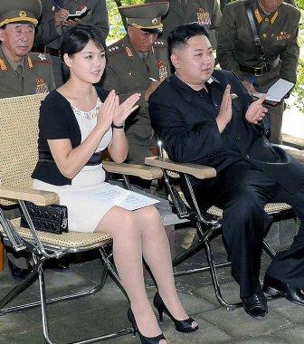 North Korean First Lady Ri Sol Ju