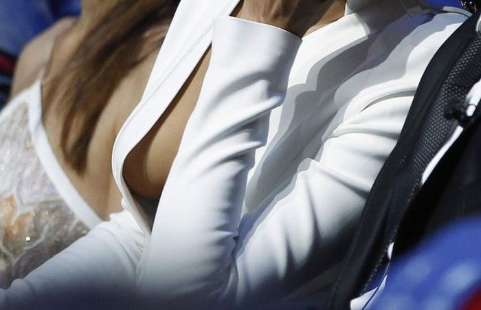 Irina Shayk's Beautiful Curves