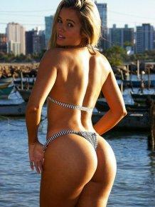 Brazilian Model Aryane Steinkopf