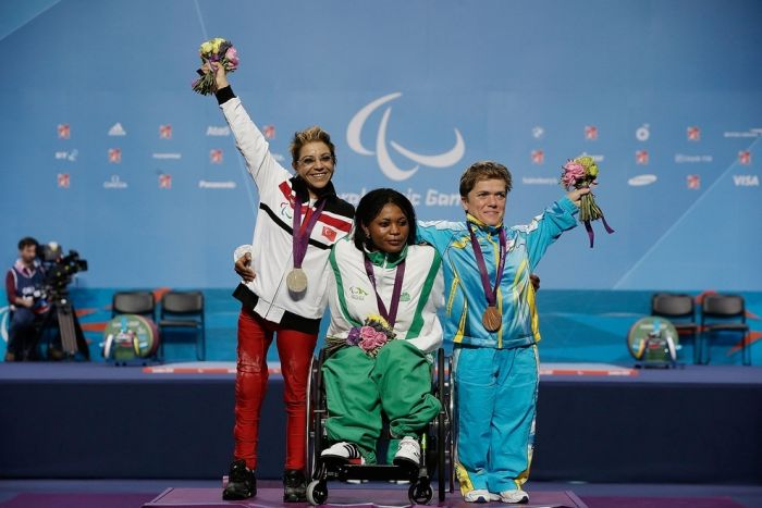 The Most Inspiring Photos Of The 2012 Paralympics