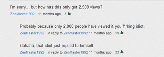 Funny Youtube Comments, part 6