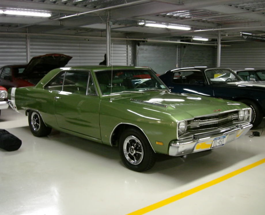 American Muscle Cars Part 7 Vehicles