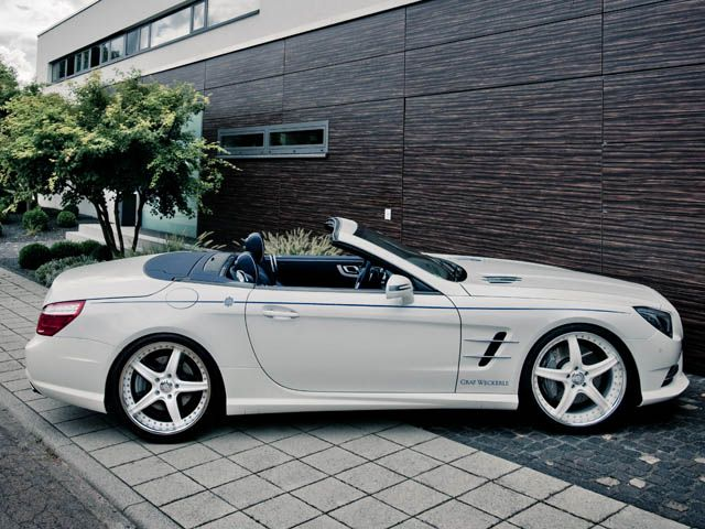 Mercedes-Benz SL tuning by Graf Weckerle