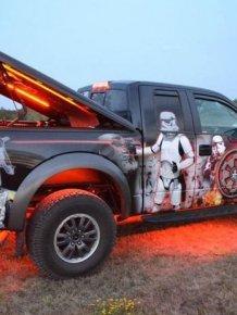 Star Wars Pickup