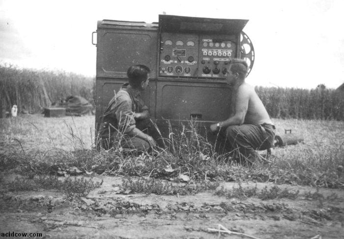 WWII Photos Taken by German Troops