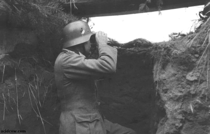 WWII Photos Taken by German Troops