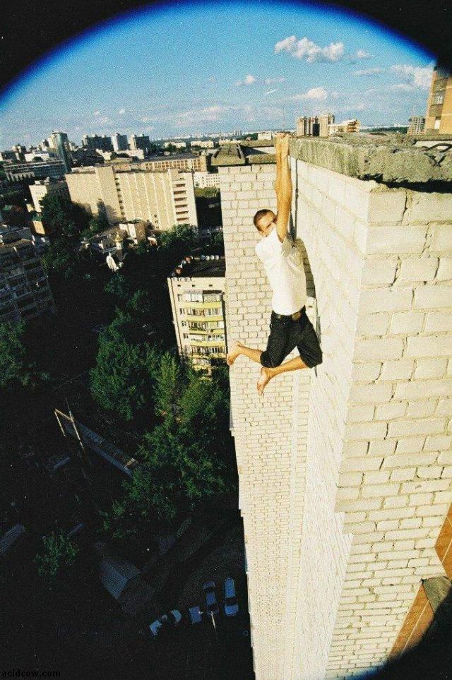 Crazy Extreme Guy