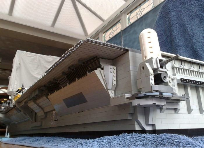 LEGO Battleship, part 2