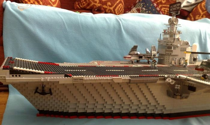 LEGO Battleship, part 2