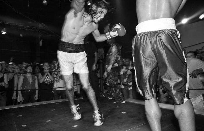 Underground Male Model Fight Club