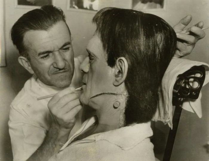 Frankenstein. Behind the Scenes