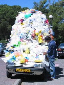 The Messiest Cars on Our Planet