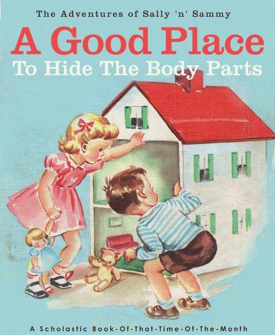 Bad Little Children`s Books