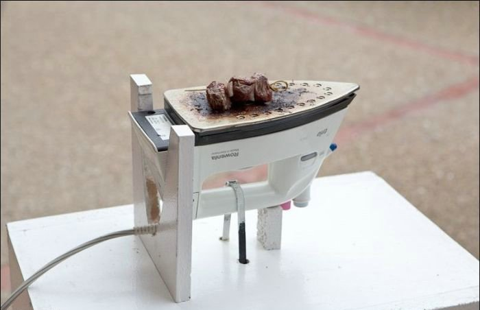WTF Meat Cooking
