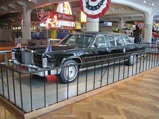Detroit - Henry Ford Museum | Vehicles