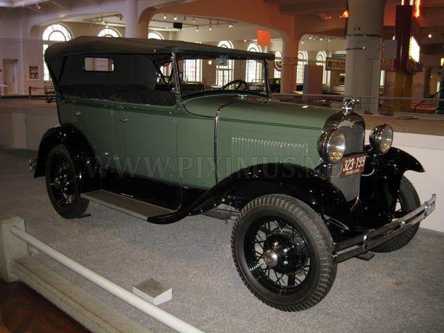 Detroit - Henry Ford Museum