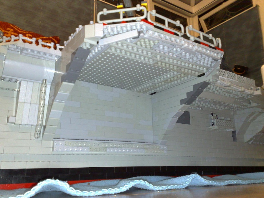LEGO aircraft carriers