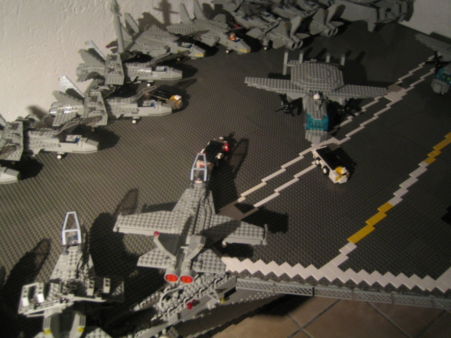 lego aircraft carrier instructions