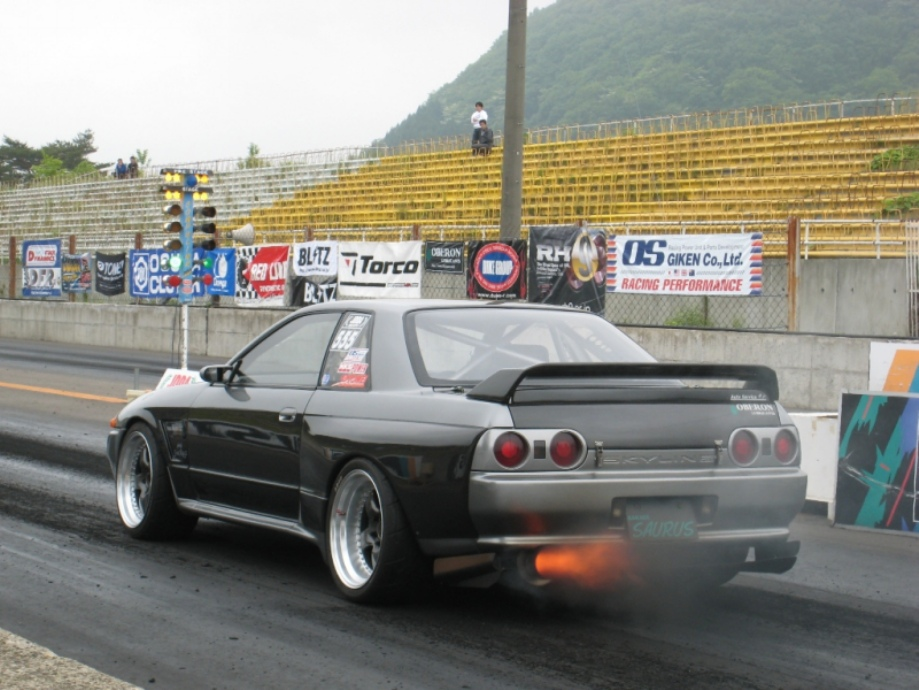 Nissan Skyline photos