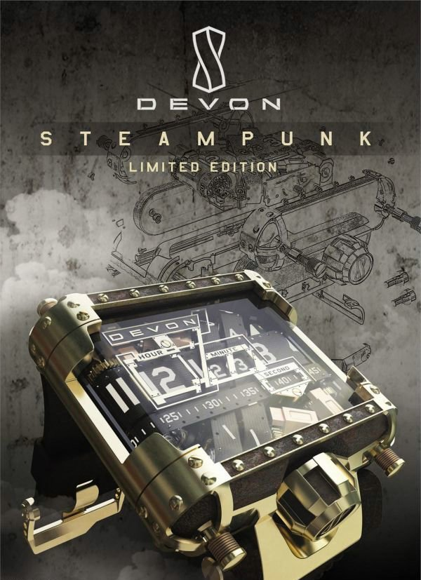 Devon Steampunk Limited Edition