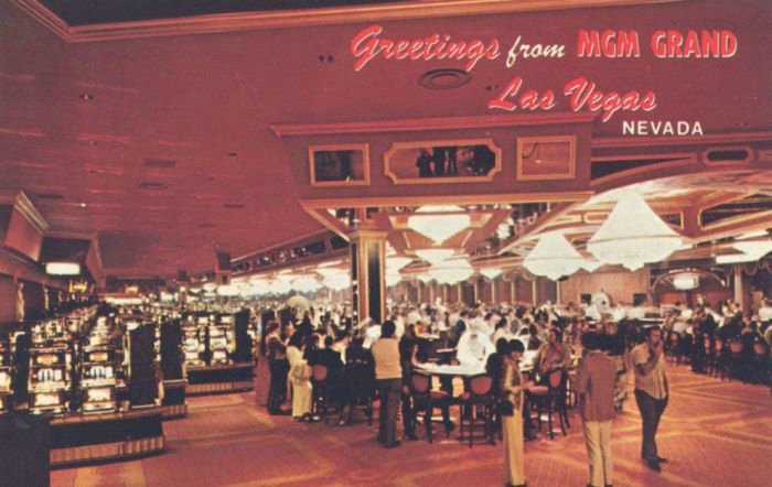 Retro Photos of Las Vegas