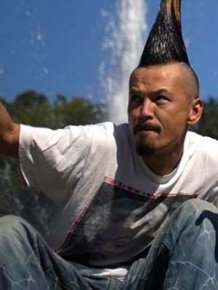 World's Tallest Mohawk