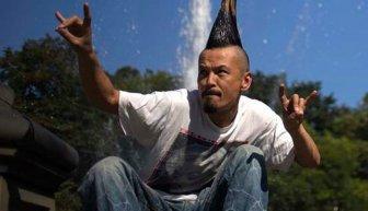 World's Tallest Mohawk
