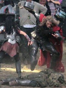 Thor: The Dark World. Behind the Scenes