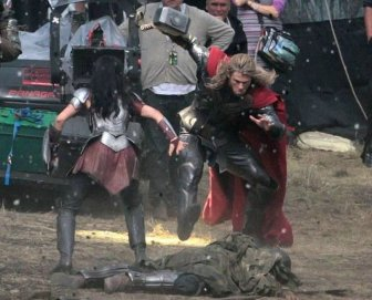 Thor: The Dark World. Behind the Scenes