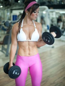 Hot fit girls