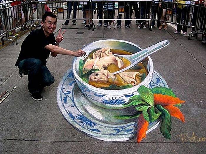 Amazing 3D Paintings